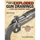 EXPLODED GUN DRAWINGS