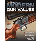 MODERN GUN VALUES 17TH EDITION