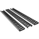 AR-15/M16 25 SLOT LOWPRO LADDER RAIL COVERS