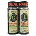 FIREARM SURFACE PREP & LUBRICANT 10 OZ AEROSOL DUAL PACK OTIS