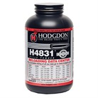 <b>HODGDON</b> <b>POWDER</b> H4831