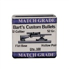 BART'S CUSTOM MATCH BULLETS