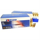 SCENAR AMMO 223 REMINGTON 69GR HPBT