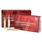 SUPERFORMANCE VARMINT AMMO 222 REMINGTON 35GR NTX LEAD-FREE