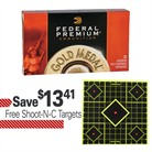 Sinclair Targets & Federal .223 Ammo Pack