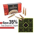 Sinclair Targets & Federal .308 Ammo Pack