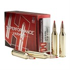 SUPERFORMANCE VARMINT AMMO 243 WINCHESTER 75GR V-MAX