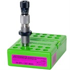 ADJUSTABLE PROFILE CRIMP DIES