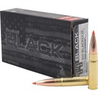 BLACK AMMO 300 AAC BLACKOUT 208GR A-MAX