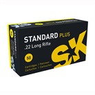 STANDARD PLUS AMMO 22 LONG RIFLE 40GR LEAD ROUND NOSE