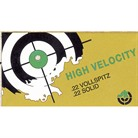 HIGH VELOCITY AMMO 22 LONG RIFLE 40GR LEAD ROUND NOSE