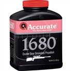 Accurate 1680 Powders