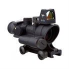 ACOG 4X32MM SCOPE LED CROSSHAIR .223 RETICLE WITH RM01 RMR