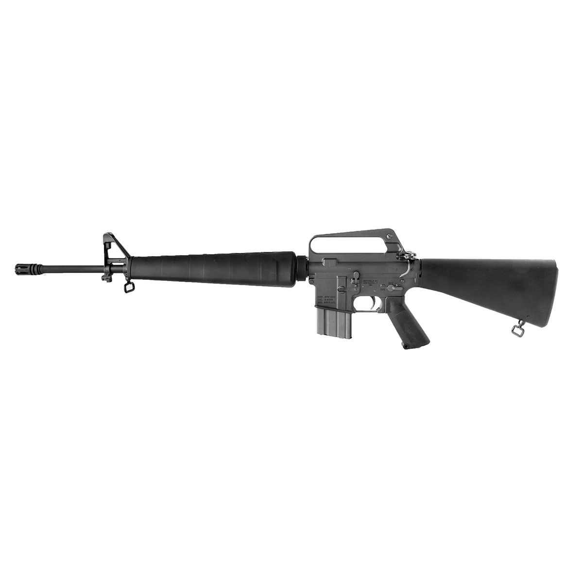 Brownells Brn 16a1 174 Rifle 5 56mm 20in Black Brownells