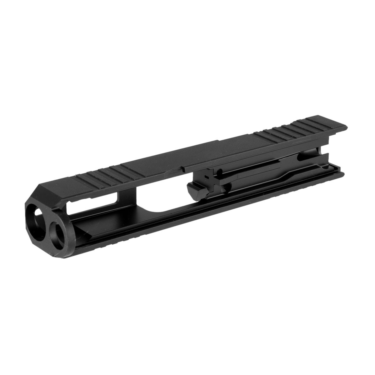 RMR Slide +Window for Glock™ 26 Gen 1-4, SS Nitride
