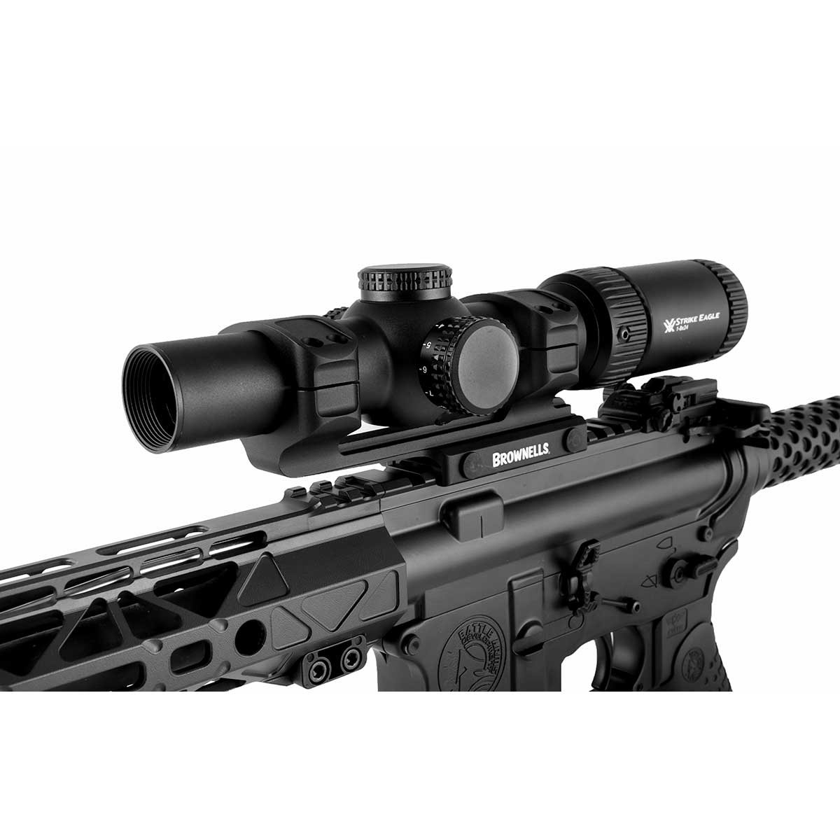 Brownells 30mm Ar Style Rifle Cantilever Scope Mount