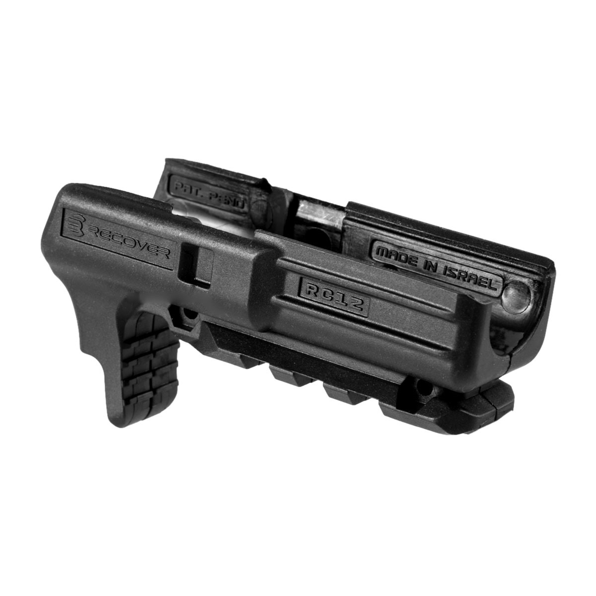 Recover Tactical Rc12 Rail For The Glock 174 17 Gen 1 Amp 2