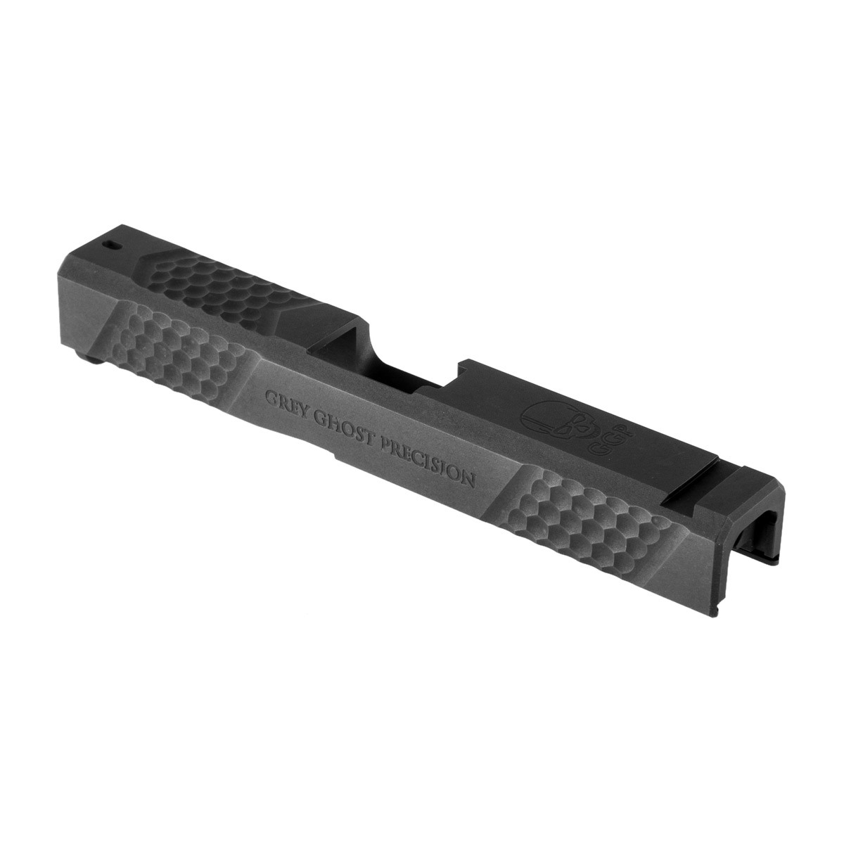 Grey Ghost RMR Slide for Gen 3 Glock™ 19 SS Nitride
