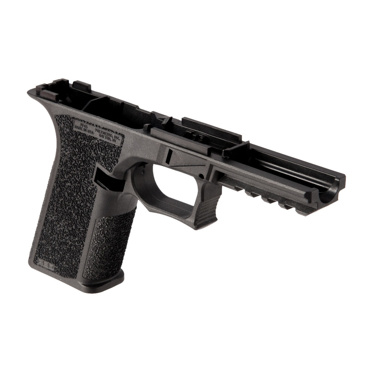POLYMER80 PF45 80% STANDARD TEXTURE FRAME FOR GLOCK 20,21 | Brownells