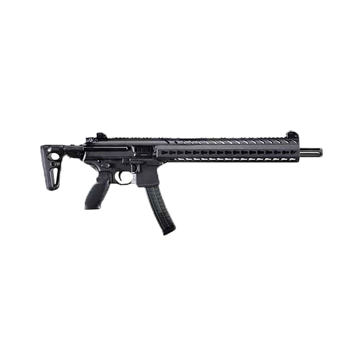 Sig Sauer Mpx Carbine 16in 9mm Black 30 1rd Brownells Remington 870 Trigger Assembly Diagram Http Wwwbrownellscom Back