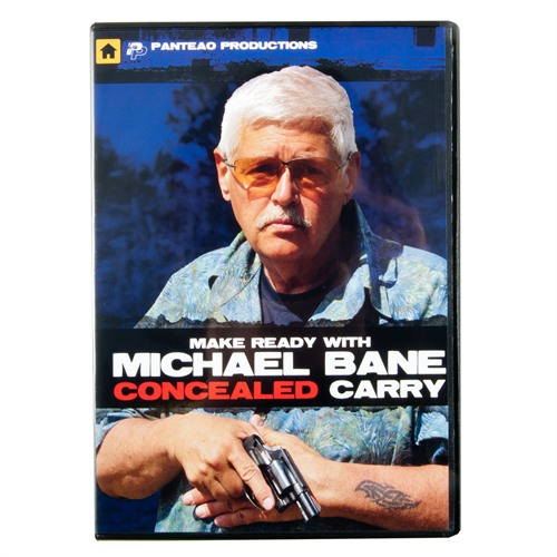 Make Ready with Michael Bane: Concealed Carry, DVD