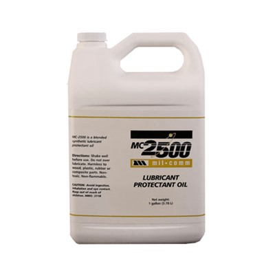 Mil-Comm Weapons Grease - Weapons Grease 1 Gallon Jug