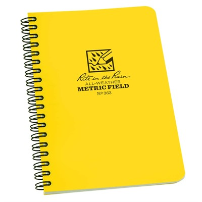 All Weather Side Spiral Notebook