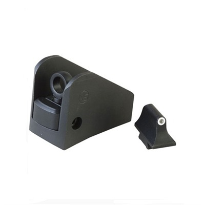 Shotgun Tactical Ghost Ring Sight Set - Tritium Fits Rem. 870/1100/11-87