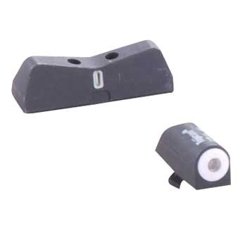 Dxt Big Dot Sights For Glock - Dxt Big Dot Sight Set-Glock® 17,19,22,24,26,27,31,36,38