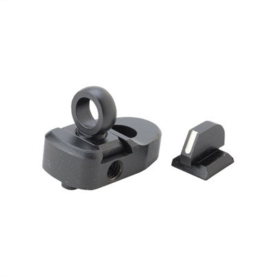 Lever Action Aperture Rear & Post Front Sight Sets Ml-0001-5 Marlin 336 .340 Sight Set : Rifle Parts by Xs Sight Systems for Gun & Rifle