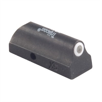 Xs Sight Systems Standard Dot Tritium Sights For Ruger - Standard Dot Tritium Sights-Ruger Lcr .38/.357 Only