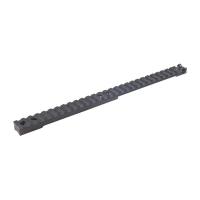Xs Sight Systems Ruger Scout Rifle Rail - Ruger Scout Rifle Rail With Sight