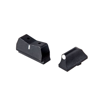 Xs Sight Systems Suppressor Height Std Dot Express Sight Set For Glock~