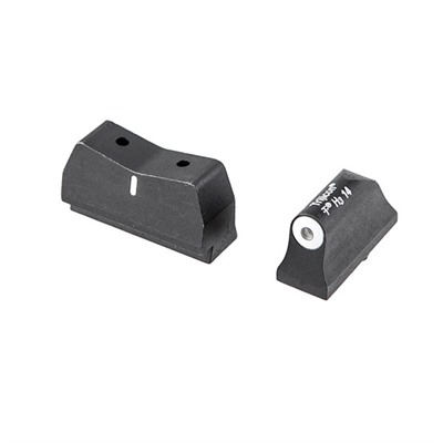 Suppressor Height Big Dot Tritium Express Sight Set For Glock~