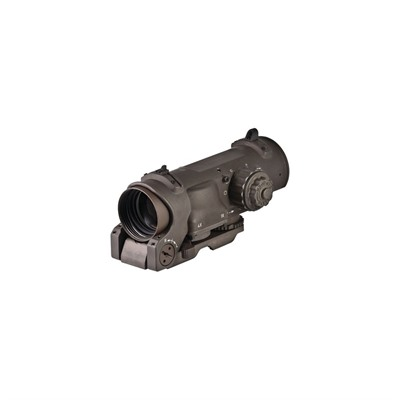 Elcan Specterdr Dual Role 1x/4x Optical Sight 5.56 Cx5395 Reticle - 1x/4x-32mm 5.56 Cx5395 Ballistic Fde