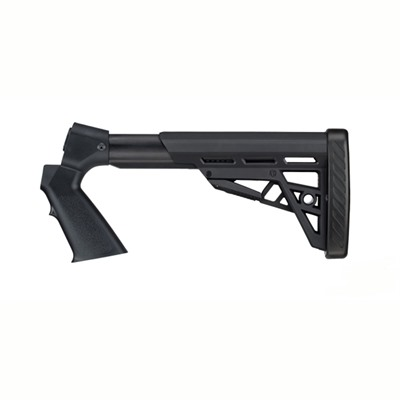 Advanced Technology Remington 7600 Stock Adjustable - Remington 7600 Stock Adjustable Black