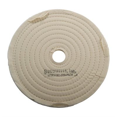 Brownells Muslin Wheels - 8