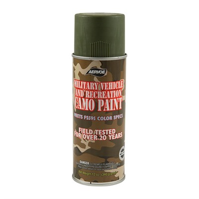 Aervoe-Pacific Co. Inc. 040-009-520 Camo Paints