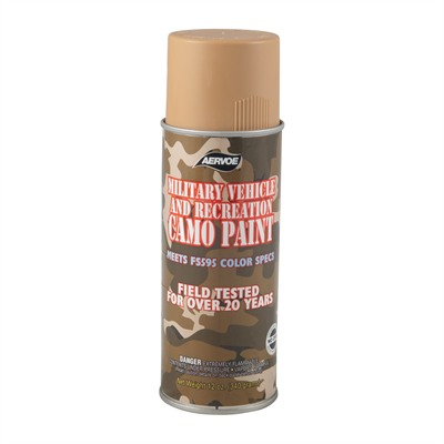 Camo Paints - Camo Paint, Earth Yellow