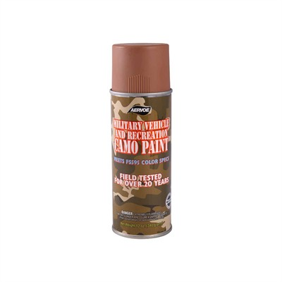 Camo Paints - Camo Paint, Earth Red