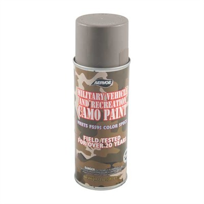 Aervoe-Pacific Co. Camo Paints - Camo Paint, Field Drab