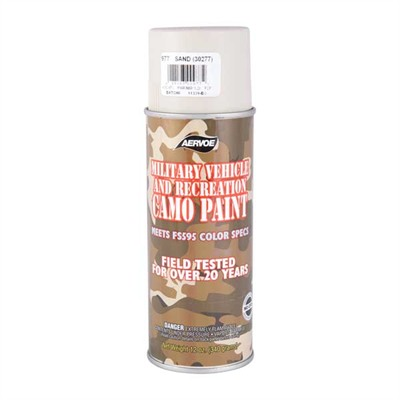 Aervoe-Pacific Co. Inc. 040-009-770 Camo Paints