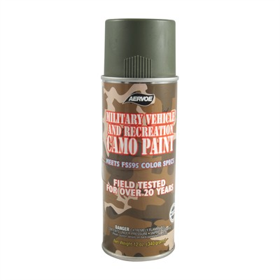 Aervoe-Pacific Co. Inc. 040-009-790 Camo Paints