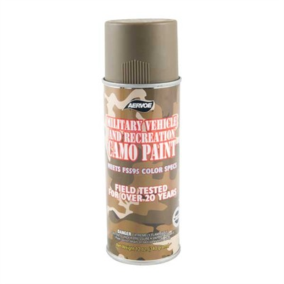Aervoe-Pacific Co. Inc. 040-009-870 Camo Paints
