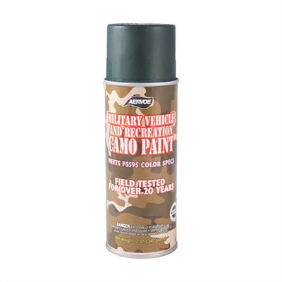 Aervoe-Pacific Co. Inc. 040-009-920 Camo Paints