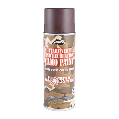 Camo Paints - Camo Paint, Earth Brown