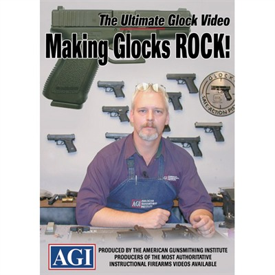Agi Making Glocks~ Rock Dvd