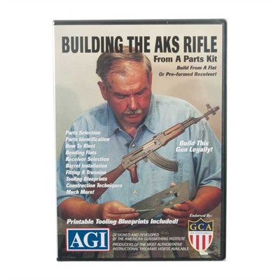 Agi Building The Legal Aks Rifle Dvd