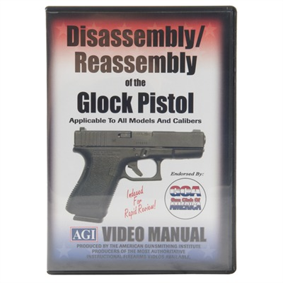 Agi Glock Pistols-Assembly And Disassembly