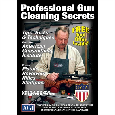 Agi Professional Gun Cleaning